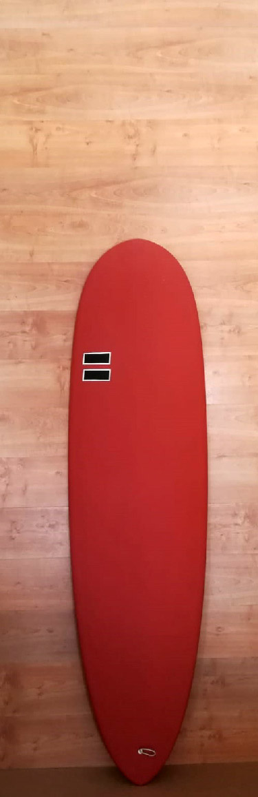 Fabio Ruina Surfboards - fun & performance 6.7