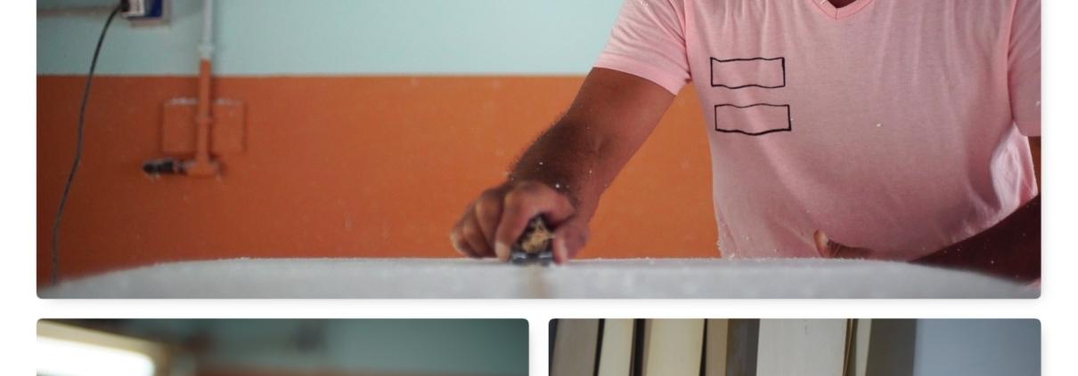 Tavole da surf su misura per principianti e professionisti | Fabio Ruina Surfboards | Custom Longboards