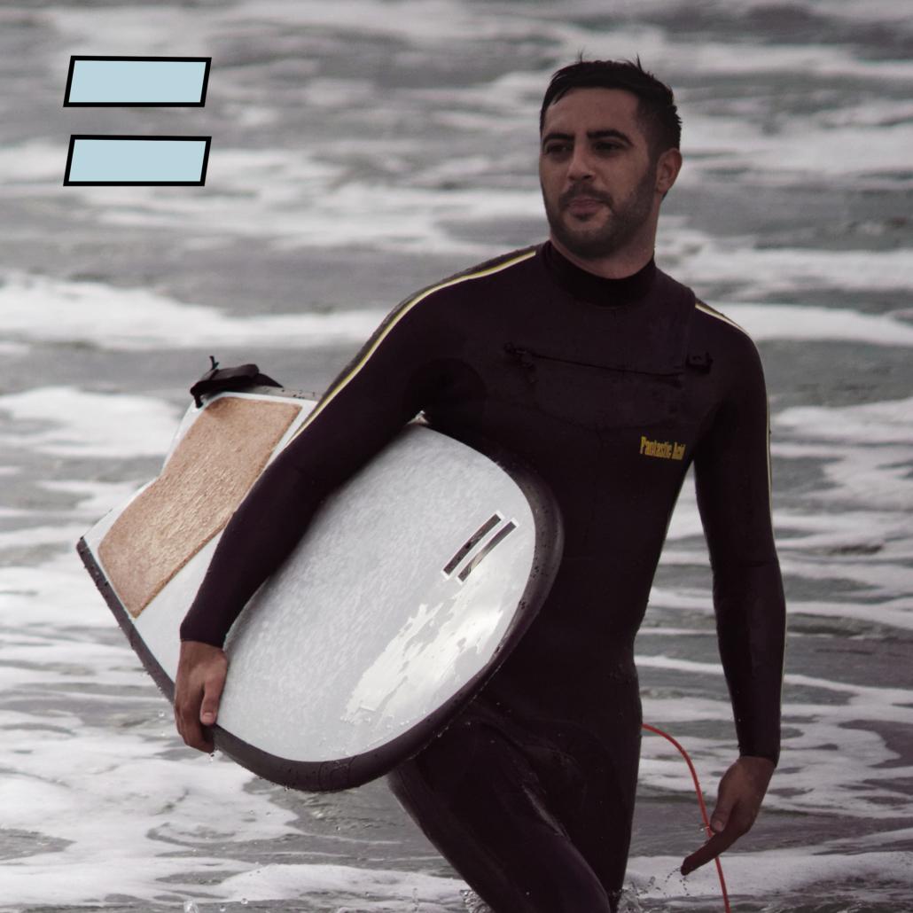 5'4'' Fish Cork Grip... diventerà il tuo giocattolo preferito | Fabio Ruina Custom Surfboards